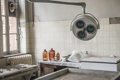 No autopsy today (Channed) Tags: urban abandoned belgium decay exploring belgi urbanexploration exploration urbanexploring urbex mortuaire verlaten vervallen chantalnederstigt lamortuaire