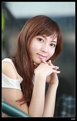 nEO_IMG__MG_6258 (c0466art) Tags: street light portrait girl beautiful female canon asia pretty sweet quality gorgeous taiwan east kind taipei charming activity pure  5d2 c0466art