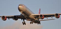 'VS652W' (V0652) LOS-LHR (A380spotter) Tags: london heathrow landing finals 600 airbus vs arrival approach lhr a340 vir egll missbehavin 27r virginatlanticairways gvwkd runway27r shortfinals britainsflagcarrier loslhr vs0652 airbornnovember2005 vs652w
