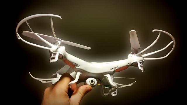 syma quadcopter x5c