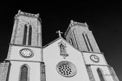Cathdrale de Nouma (cedric.harbulot) Tags: city nikon cathdrale nikkor rue nouvellecaldonie newcaledonia eglise ville nouma d5300 55300mm