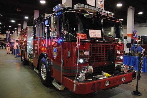 Long Island Fire Rescue Mega Show 2015