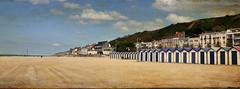 la plage de Boulogne-sur-mer