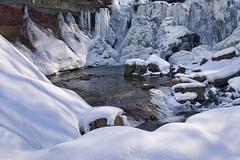 Lower Chedoke Falls (Thankful!) Tags: creek waterfall stream falls brook hfg niagaraescarpment hamiltonwaterfalls chedokecreek lowerchedokefalls
