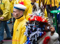 Carnaval Bergues 2015 (louis.labbez) Tags: carnival france costume folklore chapeau carnaval tradition fête maquillage dunkerque nord musique parapluie flandres défilé déguisement bande travesti bergues chahut carnavaldebergues labbez carnivalofbergues