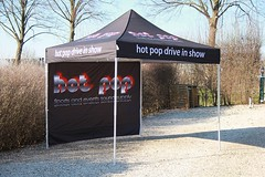 Quick Folding Tent  - bedrukte partytent