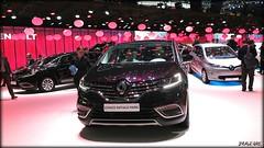 Renault Espace Initiale Paris
