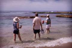 Sharing our love for the sea - La Jolla 3:15:15 (Kerry Freeman) Tags: california lajolla challenge