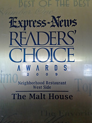 Malt House (Flagman00) Tags: restaurant drivein sanantonio westside iconic eatery diner readers choice award