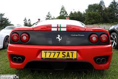 2004 Ferrari 360 Challenge Stradale (cerbera15) Tags: festival speed 360 ferrari cs fos challenge goodwood stradale 2016