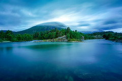 When I dream (PixPep) Tags: rauma romsdalen norway norge river longtimeexposure pixpep