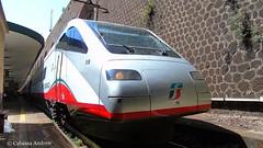 Etr470-051 (andrewcabassa) Tags: genova treno train railway railstation trenitalia ferroviedellostato ferrovia livrea excisalpino frecciabianca eurostar elettromotrice elettrotreno italy italia partenza romatermini