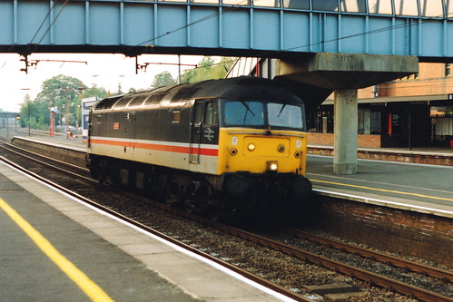19910521 011 Radlett. 47626 Heads Up Light At 20.03