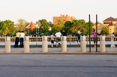 Brooklyn is where home is (RomanK Photography) Tags: brooklyn newyorkcity street streetphotography streettogs sunset ocean people sheepsheadbay