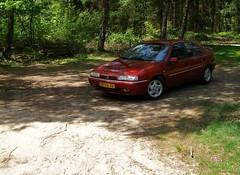 Citroën Xantia 2.0i 16V Activa (Skylark92) Tags: citroen xantia activa red forest netherlands holland utrecht zfvn52 1996 16v 20i austerlitz