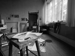 Andrew Wyeth Studio_14 (AbbyB.) Tags: studio wyeth pennslyvania andrewwyeth