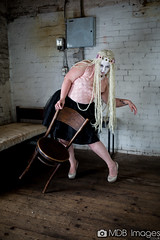 Haelin Rayne (MDB Images) Tags: fashion model doll unique pony horror alternative childish plussize ukmodel mdbimages haelinrayne