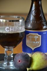 Chimay (SamosBeach) Tags: chimay beer figs