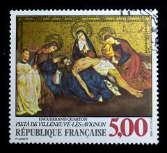 DSC_8023 (heo1013) Tags: france stamp postage piet enguerrand villeneuvelsavignon quarton