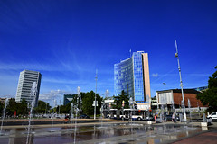 Place des Nations (JBGenve) Tags: switzerland suisse genve geneva place square un nationsunies unitednations placedesnations ville city