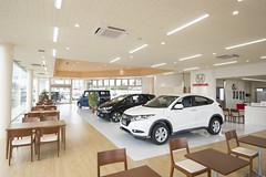 Honda Showroom (Honda Vezel) (SDA007) Tags: honda japan jdm showroom vezel dealer