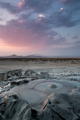 ripples (crossland_alan) Tags: sunset texture canon baku azerbaijan volcanoes efs1022mm gobustan mudvolcanoes 70d