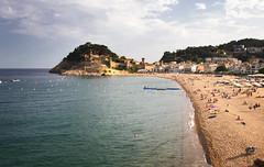 Tossa de Mar (Jon Gonzalez) Tags: tossa tosa de mar gerona girona playa costa sol vacaciones summer