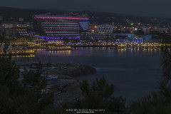 IMG_3710 (Wil de Boer Photography --> Dutch Landscape and Ci) Tags: longexposure sunset holiday water reflections turkey harbor harbour tripod le bluehour turkije alanya waterreflections lep longexposures ndfilter enka aquapark waterplanet canon24105f40 canoneos80d triggertrap turkijenl