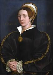 Portrait, probably Lady of Cromwell Family, c. 1536 (Mr. History) Tags: ohio toledo german henryviii cromwell toledomuseumofart holbein hansholbeintheyounger