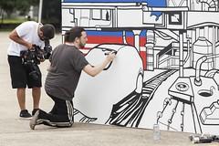 F20160227_143523_q03 (Fabiano Zig) Tags: leandrospet milkman chevrolet onix comercial carro dragonqueen equipe makingof artista grafiti memorial amricalatina brasil