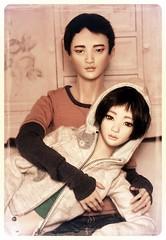 My beloved couple (JRDolls) Tags: bjd jrdolls doll artdoll toy arttoy dollcraft
