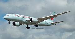 C-GHPQ  AIR CANADA 787 (john smitherman-http://canaviaaviationphotography.) Tags: cghpq aircraft aviation airliner airplane aeroplane boeing boeing787 787 plane planespotting f fly flight flug flughafen heathrow myrtleavenue canon 1dmk4 canada egll