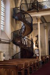 206 365+1 2016 Loretto Chapel miraculous staircase (Kris McNeil) Tags: 3651 366 365 2016 loretto chapel santa fe new mexico miracle staircase nuns saint joseph st