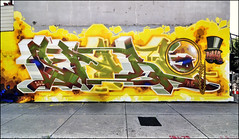 De L'arcade Stare Aot 2016 DSR4590 (photofil) Tags: photofil graffiti streetart urbanart urban montreal montral stare nme kg duc