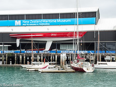 160803 Auckland-05.jpg (Bruce Batten) Tags: locations southpacificocean museums trips occasions oceansbeaches subjects reflections buildings vehicles boats businessresearchtrips tasmansea newzealand auckland nz