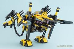 tkm-STILTwalker-07 (tankm) Tags: lego moc stilt walker mech