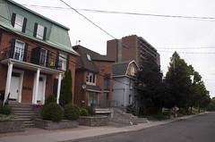 Some street in Ottawa (le calmar) Tags: ottawa nationalcapitalregion nationalcapital capital canada ontario 2015 summer t city ville capitale canon 50d canon50d reflex slr