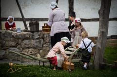 Viehmarkt 1756 - Wackershofen-0950.jpg (Siegfried Kreuzer) Tags: reenactment freilichtmuseum wackershofen viehmarkt 1756