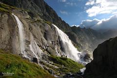 Cascata di Juchli (Fabio Bianchi 83) Tags: juchli juchlibach cascata fall waterfall grimsel svizzera suisse switzerland