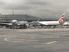 (don1775) Tags: avationphotography planespotting aviation transporation planes 2016 airport fall ba britishairways ewr newarkinternationalairport united