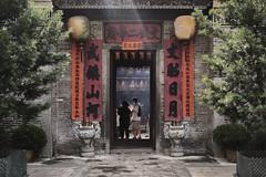 Man Mo Temple, Tai Po (elvisinchina) Tags: nikond3100 nikkor1855mm