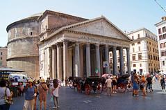 Pantheon (kfinlay) Tags: rome italy italia pantheon romans ancient monument