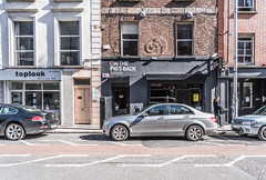 ON THE PIGS BACK EATERY [INTERESTING SELECTION OF BURGERS]-121823 (infomatique) Tags: newrestaurant capelstreet onthepigsback eatery burgers dublin infomatique eatingout williammurphy ireland