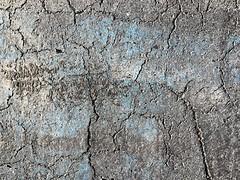 1 Texture Eye Capture (Mertonian) Tags: lookingdown cement concrete design interesting iphone ifone creative patterns gray blues mood acedia cracks