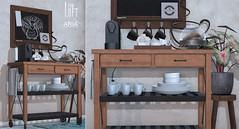 The Loft & Aria @ Kustom9 (The Loft SL) Tags: loft aria coffee fall autumn station kustom 9 kustom9
