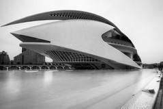 UFO (michel1276) Tags: ciudaddelasartesydelasciencias ciudaddelasartes valencia calatrava canon spain spanien