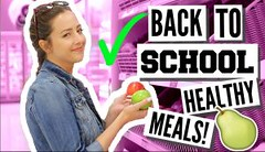 Back To School: Healthy College Meals! + GIVEAWAY! (Healthy Fun Fitness) Tags: back to school healthy college meals giveaway
