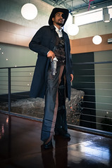 K.L. Smith as Wild West Murdock (Sergey Galyonkin) Tags: 2016 character cosplay cowboy developer epicgames game gamer hero moba murdock northcarolina paragon skin usa wildwest