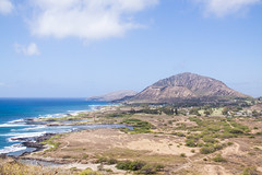 View of Koko Head Crater (Alan Yeh Photography) Tags: hawaii 808 oahu paradise kokohead makapuulighthousetrail hiking