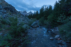Below Moraine (Ken Krach Photography) Tags: lakemoraine banffnationalpark